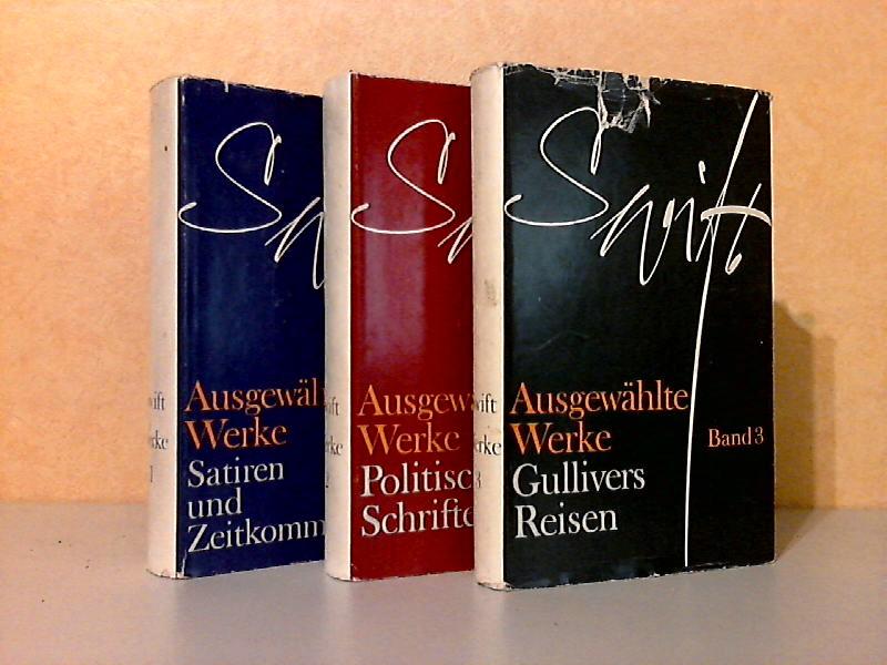 Ausgewählte Werke Band 1, Band 2 und Band 3 3 Bücher