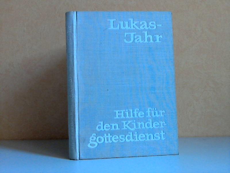 Lukas-Jahr Hilfe für den Kindergottesdienst