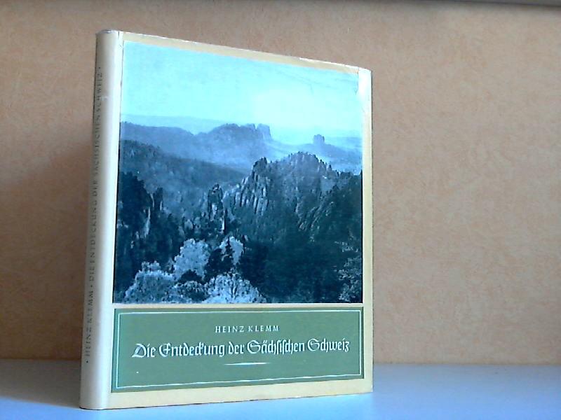 Die Entdeckung der Sächsischen Schweiz