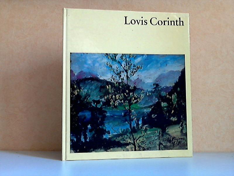 Lovis Corinth - Welt der Kunst Mit sechzehn farbieen Tafeln und dreiundvierzig einfarbigen Abbildungen