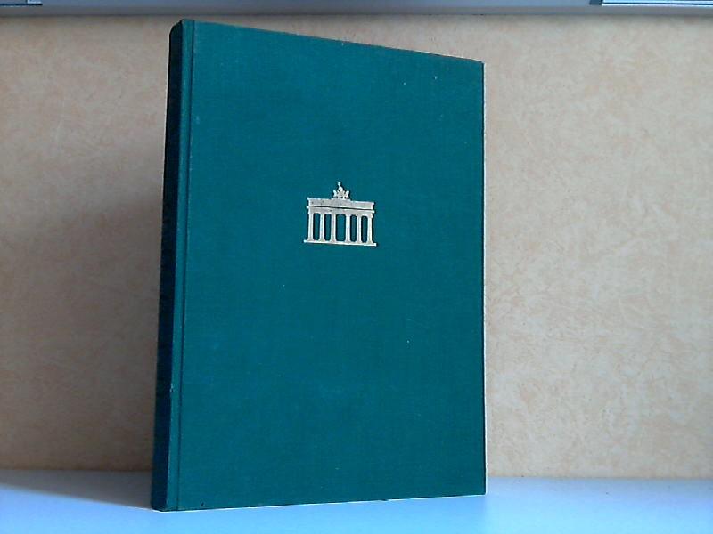 Deutschland - Ein Hausbuch- Mit einem Essay von THEODOR HEUSS