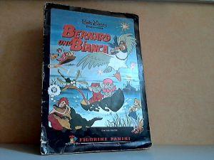 Bernard und Bianca Panini Sammelbilder-Heft