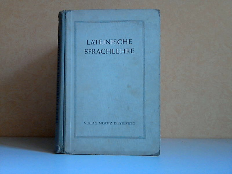 Lateinische Sprachlehre