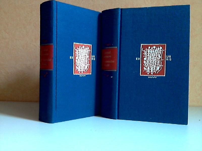 Der russische Wald Erstes bis achtes Kapitel und Neuntes bis siebzehntes Kapitel 2 Bücher