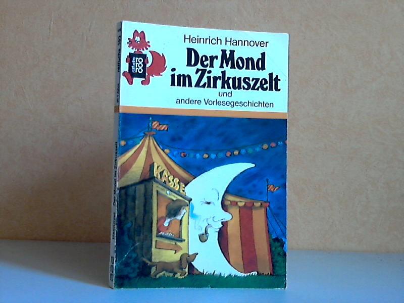 Der Mond im Zirkuszelt und andere Vorlesegeschichten Bilder von Hansjörg Langenfass