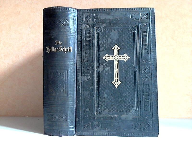 Die Bibel oder die ganze Heilige Schrift des Alten und Neuen Testaments Groß-Oktavausgabe