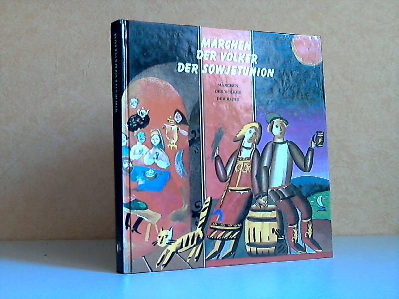 Märchen der Völker der Sowjetunion - Märchen der Völker der RSFSR
