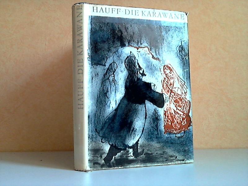 Die Karawane Illustrationen von Josef Hegenbarth