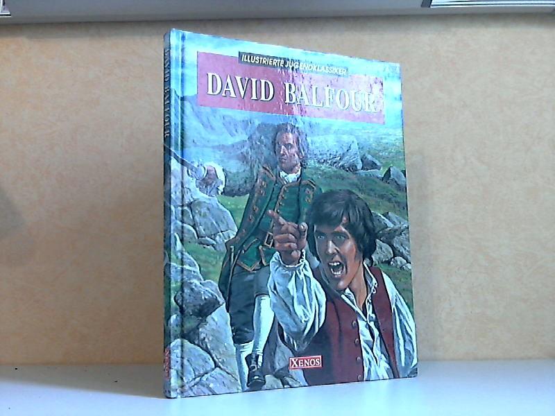 David Balfour Nacherzählt von Brenda Ralph Lewis - Illustriert von Eric F. Rowe - Deutsche Übersetzung von Christiane Jung