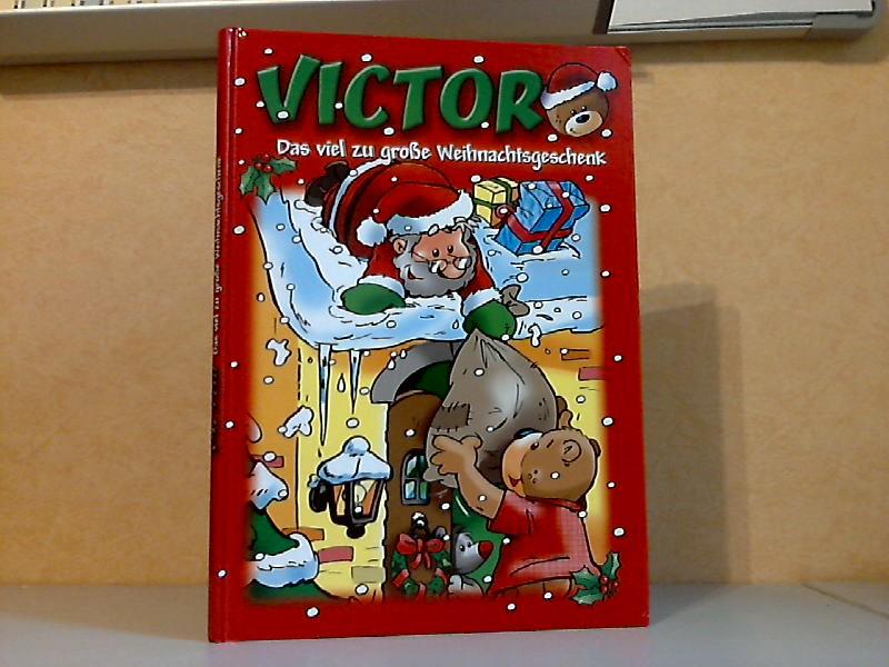 Victor Das viel zu große Weihnachtsgeschenk Bilder von Jan Ivens Nr ...