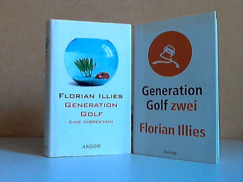 Generation Golf, Eine Inspektion + Generation Golf zwei 2 Bücher