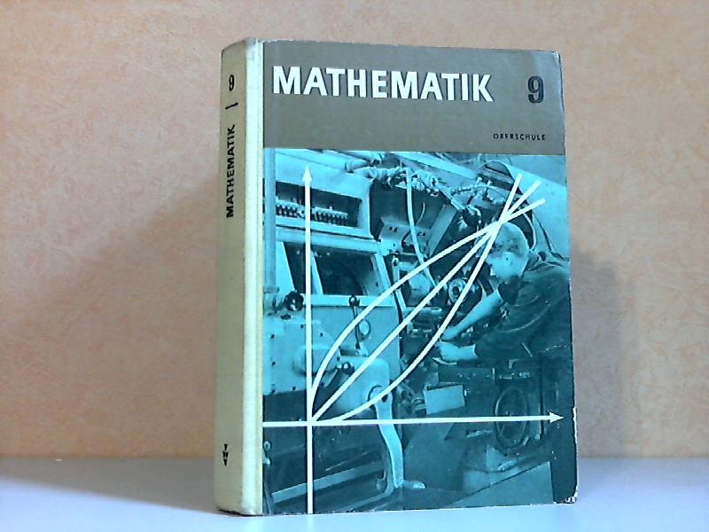 Mathematik - Lehrbuch für die Oberschule Klasse 9