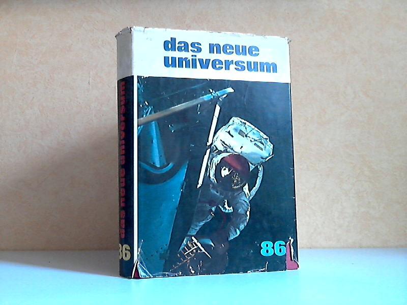 Das Neue Universum Band 86 Ein Jahrbuch - Forschung - Wissen - Unterhaltung