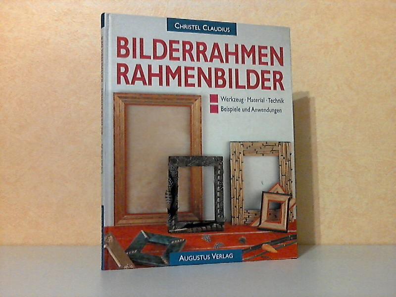 Bilderrahmen, Rahmenbilder - Werkzeug, Material,Technik, Beispiele ...
