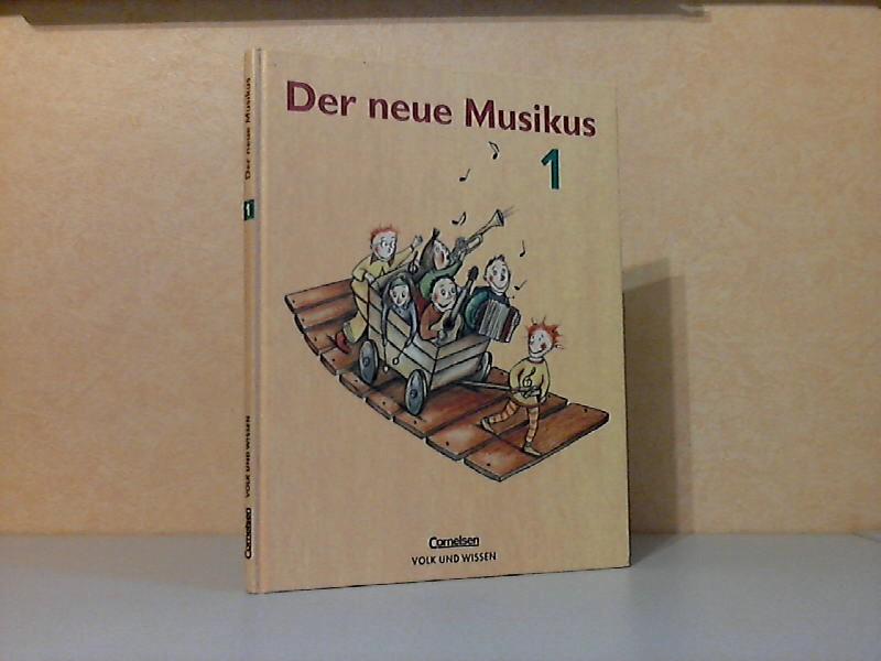 Der neue Musikus 1 - Ein Musikbuch für die Grundschule
