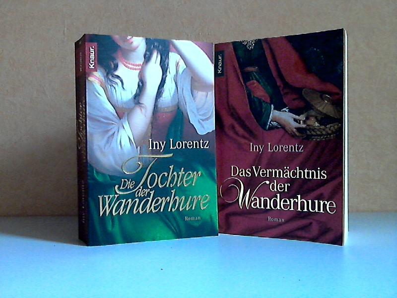 Das Vermächtnis der Wanderhure - Die Tochter der Wanderhure 2 Bücher