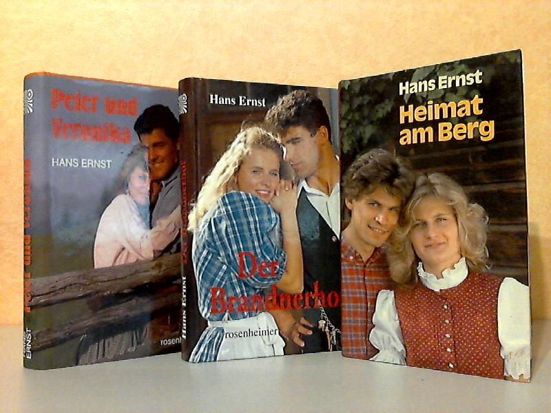 Peter und Veronika - Der Brandenerhof - Heimat am Berg 3 Bücher