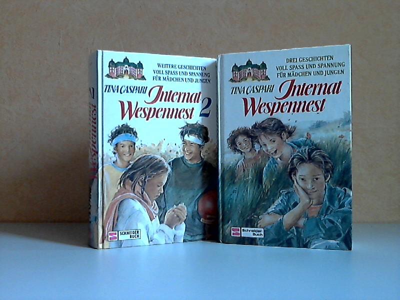 Internat Wespennest + Internat Wespennest 2 2 Bücher