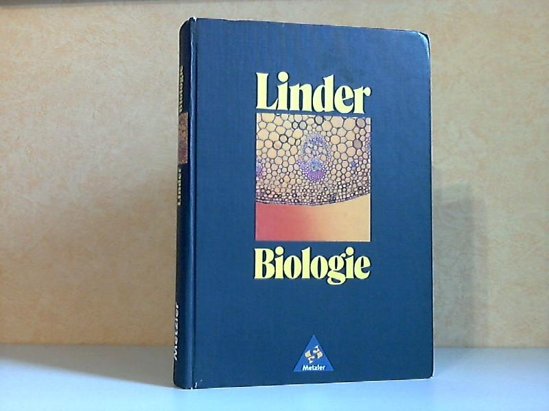 Linder Biologie Lehrbuch für die Oberstufe - Gesamtband