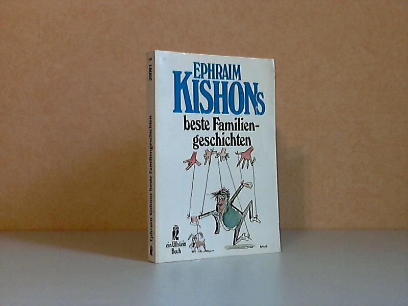 Ephraim Kishons beste Familiengeschichten - Satiren