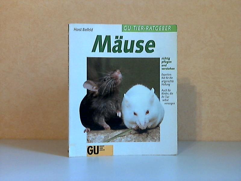 Mäuse richtig pflegen und verstehen - Experten-Rat für die artgerechte Haltung. Auch für Kinder, die ihr Tier selbst versorgen Mit Farbfotos bekannter Tierfotografen und Zeichnungen von Fritz W. Köhler