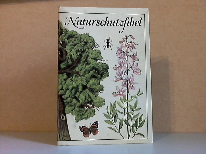 Naturschutzfibel - Beschäftigungsbuch für Kinder ab 8 Jahre Illustration: Ludwig Winkler