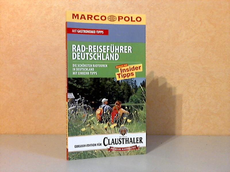 Marco Polo - Rad-Reiseführer Deutschland