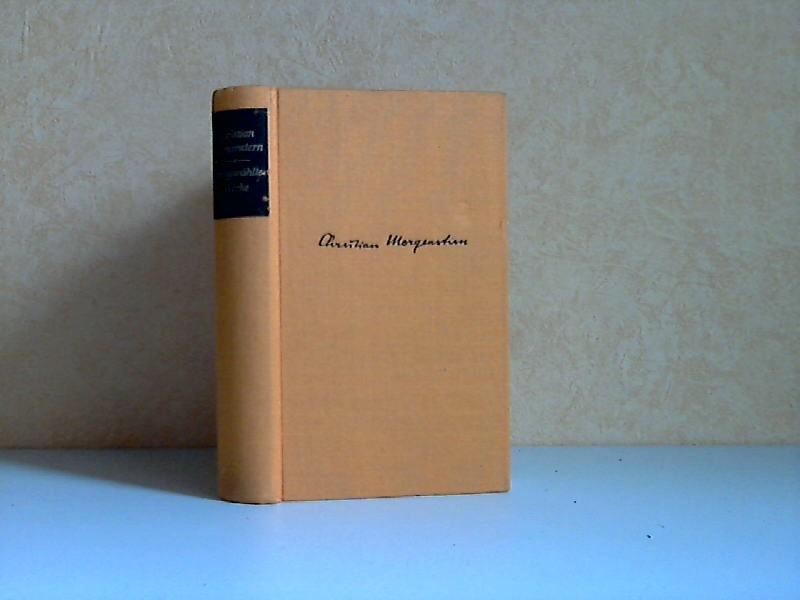 Christian Morgenstern, Ausgewählte Werke