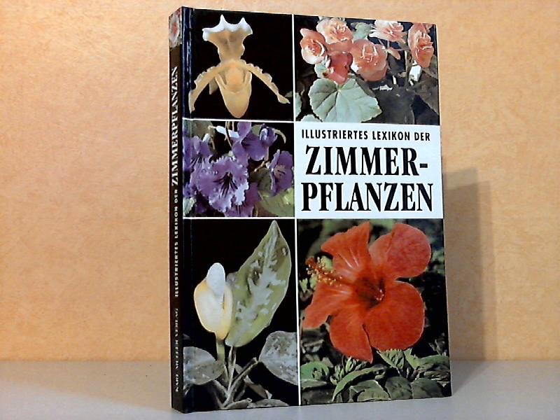 Illustriertes Lexikon der Zimmerpflanzen Fotografien von Rudolf Subik