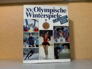 XV, Olympische Winterspiele CALGARY 1988