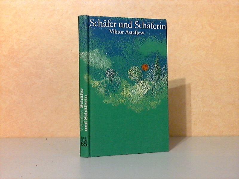 Schäfer und Schäferin - Eine Pastorale aus unserer Zeit Illustrationen von Peter Nagengast