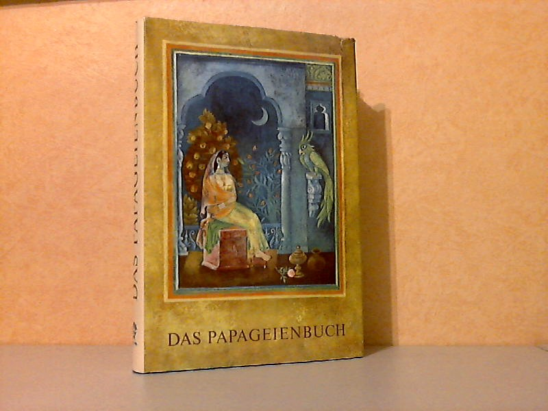 Das Papageienbuch Illustrationen schuf Renate Göritz