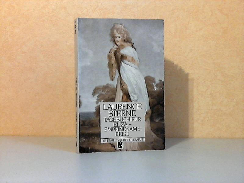 Tagebuch für Eliza - Empfindsame Reise