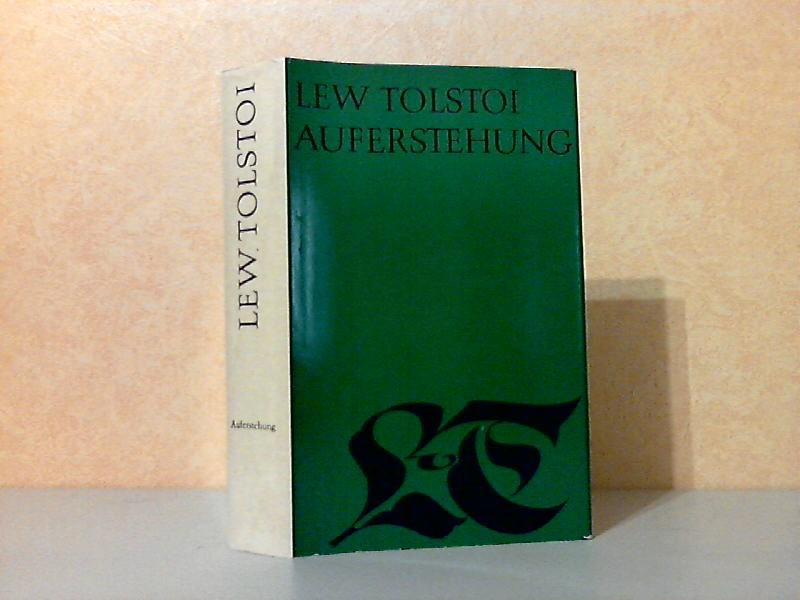 Gesammelte Werke in zwanzig Bänden, Band 2: Auferstehung