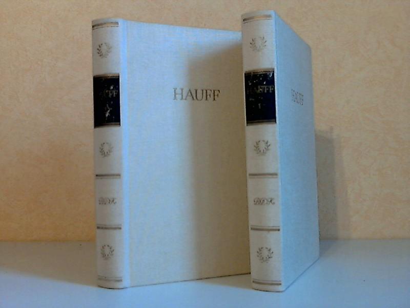 Hauffs Werke in zwei Bänden 2 Bücher