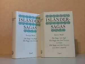 Isländer-Sagas erster und zweiter Band