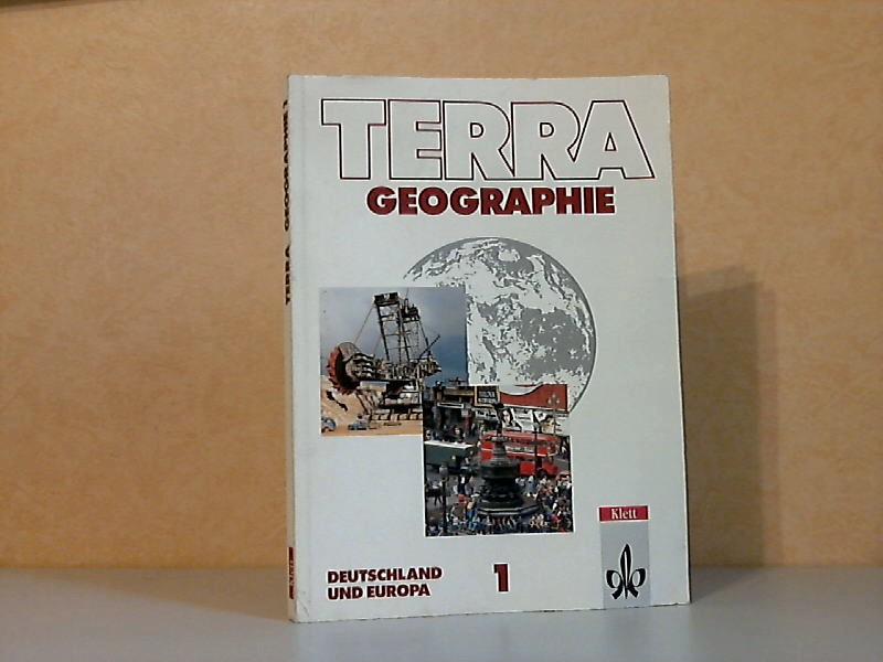 Terra Geographie 1: Deutschland und Europa