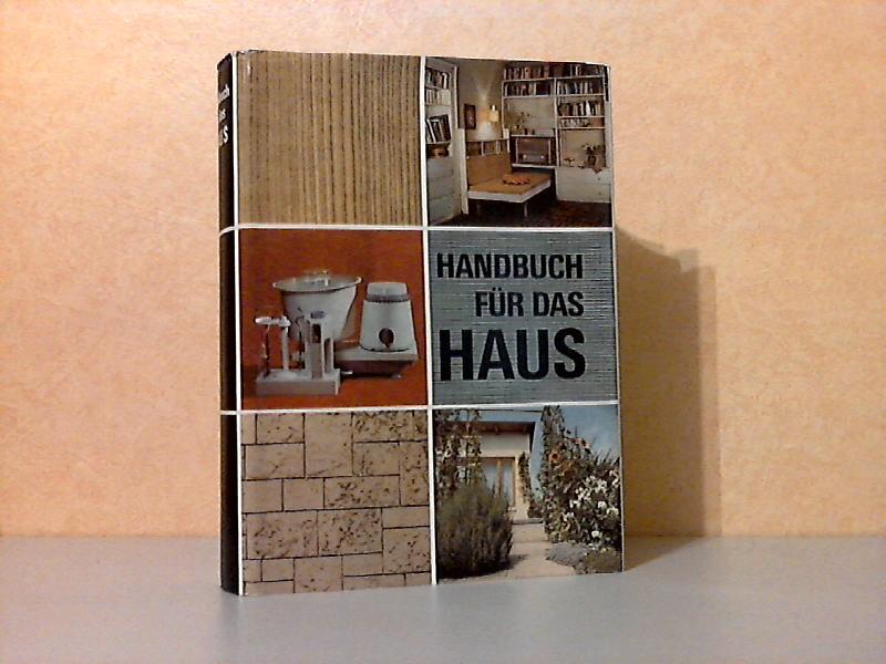Handbuch für das Haus Über 1500 Zeichnungen, 8 einfarbige und 8 mehrfarbige Bildtafeln
