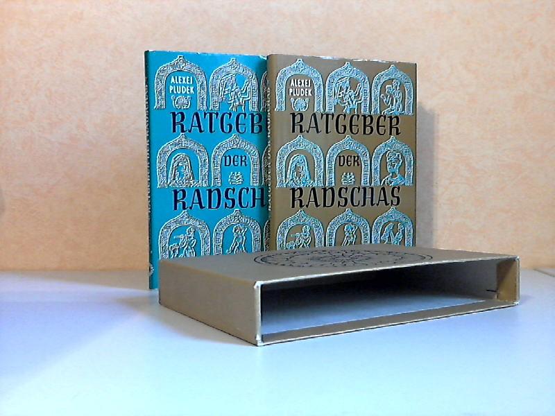 Ratgeber des Radschas - Kulturgeschichtlicher Roman über das alte Indien Band 1 und Band 2