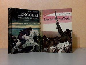 Tenggeri, Sohn des Schwarzen Wolfs - Der schwarze Wolf Illustrationen von Hans Baltzer