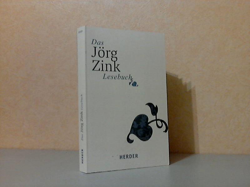 Das Jörg Zink Lesebuch