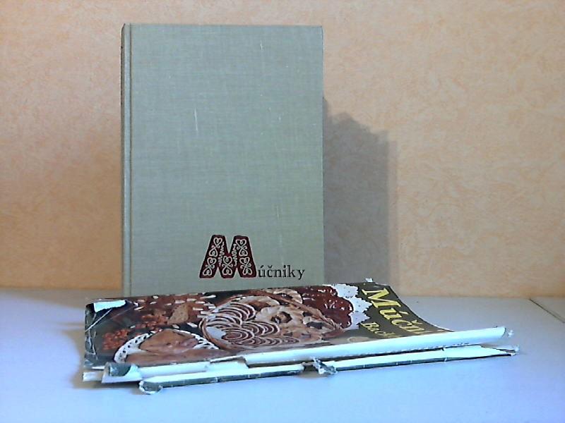 Mucniky - Backbuch Kuchen, Torten, Gebäck, herzhafte Mehlspeisen, süße Mehlspeisen, Süßspeisen, Cremes, Eis