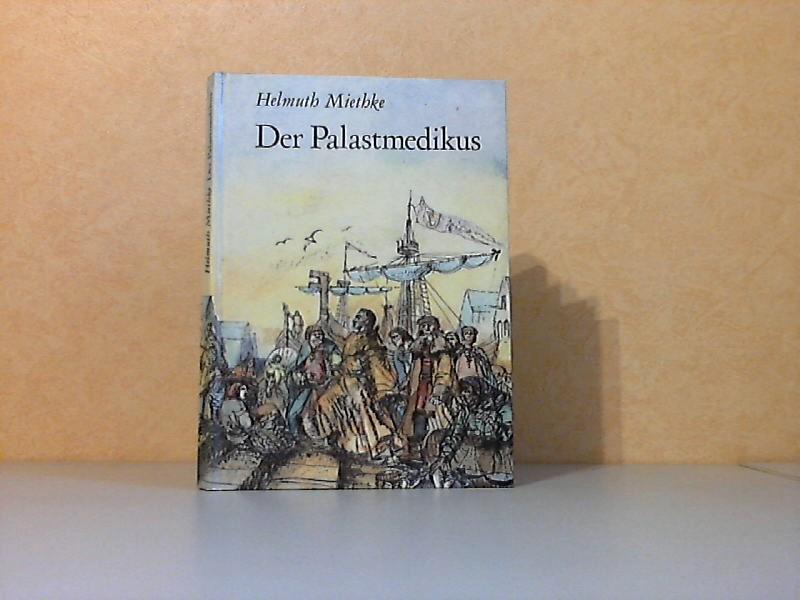 Der Palastmedikus Illustrationen von Gerhard Goßmann