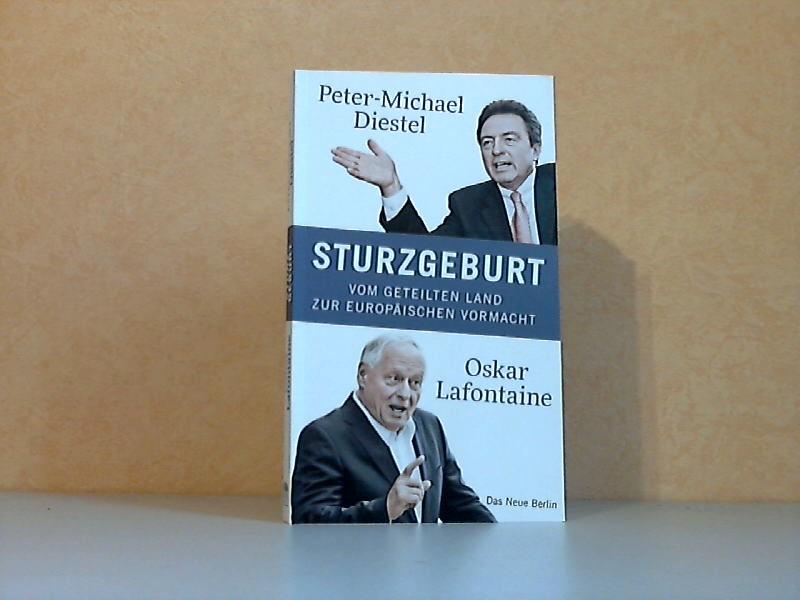 Sturzgeburt - Vom geteilten Land zur Europäischen Vormacht , Streitgespräch zur Deutschen Einheit