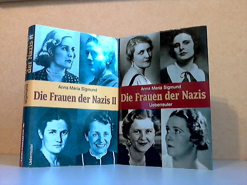 Die Frauen der Nazis + Die Frauen der Nazis II 2 Bücher