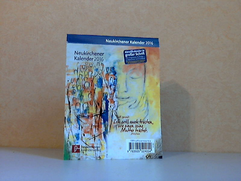 Neukirchner Kalender 2016