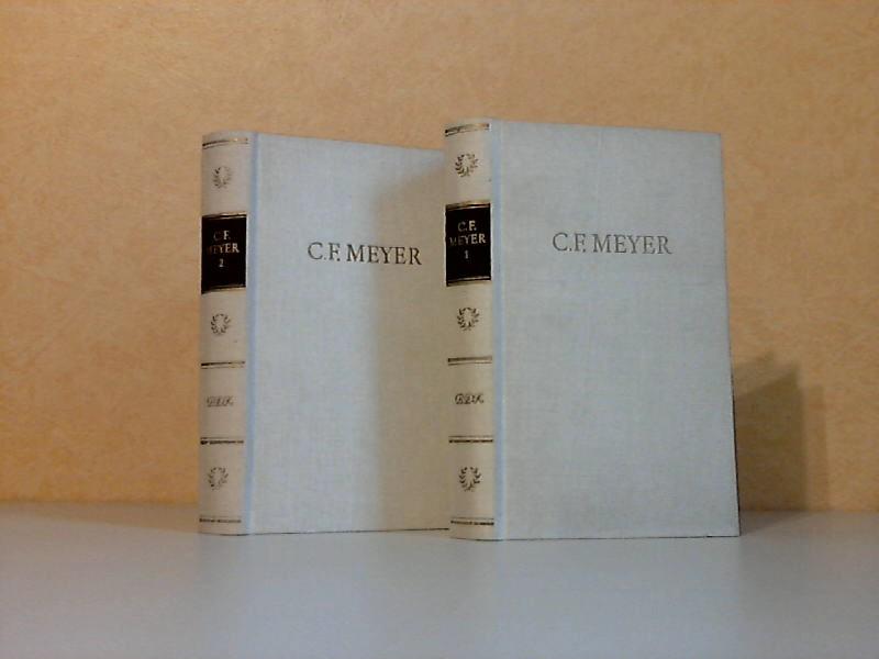 C.F. Meyers Werke in zwei Bänden
