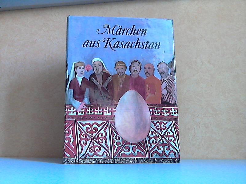 Märchen aus Kasachstan Illustrations von Kamila Stanclova