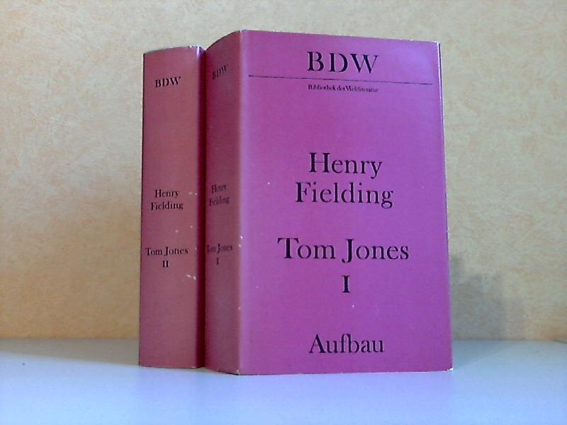 Tom Jones - Die Geschichte eines Findelkindes - 1. und 2. Band
