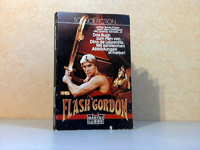 Flash Gordon - Science Fiction-Roman Adaption von Michael Allin